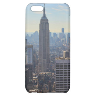 Empire State Building del horizonte de la ciudad