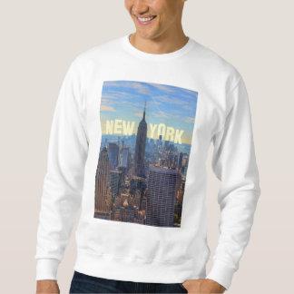 Empire State Building del horizonte de NYC, Jersey