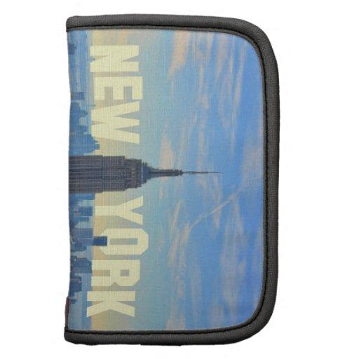Empire State Building del horizonte de NYC, Organizadores