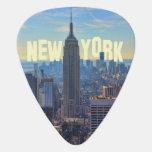 Empire State Building del horizonte de NYC, Plectro