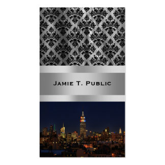 Empire State Building Election Night 2012 2 Business Card Templates