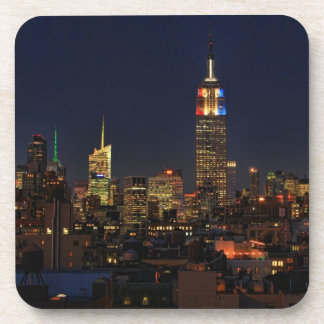 Empire State Building: Election Night 2012 #2 Drink Coaster
