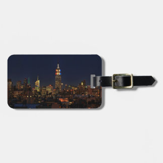 Empire State Building: Election Night 2012 #2 Luggage Tag