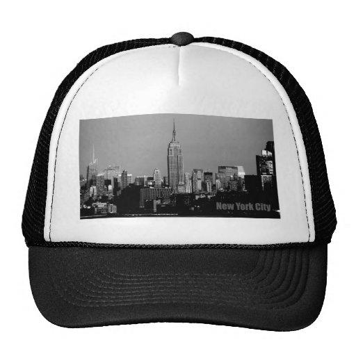 Empire State Building Gorro De Camionero