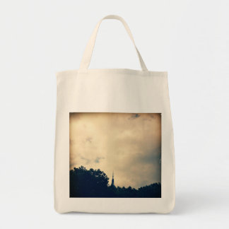Empire State Building Grocery Bag