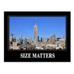 Empire State Building, horizonte de NYC: Materias  Postales