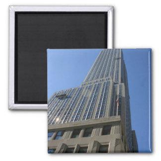 Empire State Building Imán De Frigorifico