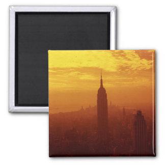 Empire State Building Imán De Nevera