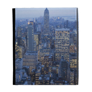 Empire State Building iPad Folio Covers