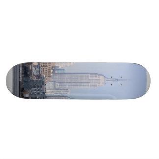 """Empire State Building los E.E.U.U. Patineta 8 1/8"""""""