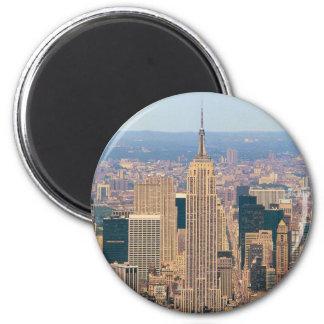Empire State Building Imán De Frigorífico