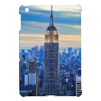 Empire State Building, Manhattan, New York City iPad Mini Cover