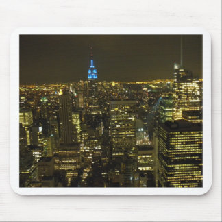 Empire state building! mouse pad