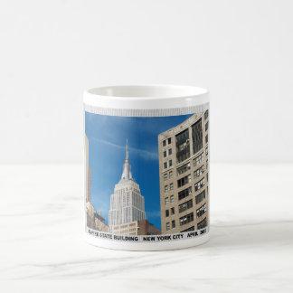 Empire State Building New York City April 2012 Coffee Mug