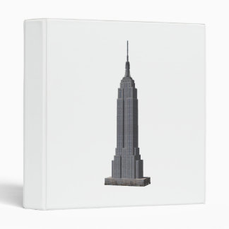 Empire State Building: New York City: Binder