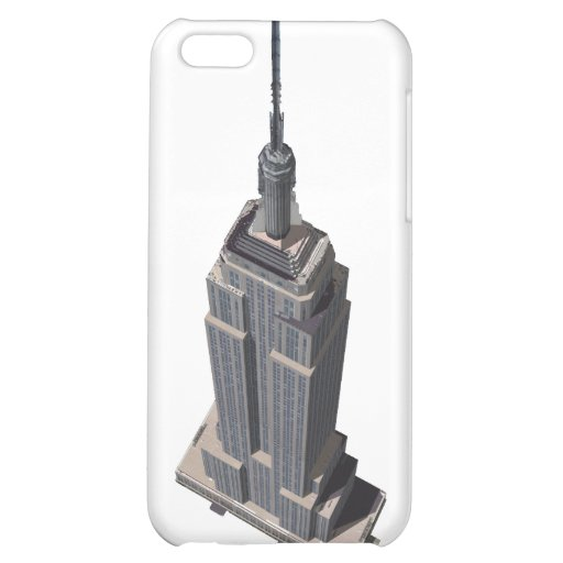 Empire State Building: New York City: iPhone 5C Covers