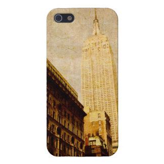 Empire State building, New York city iPhone SE/5/5s Cover