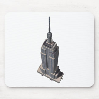 Empire State Building: New York City: Mouse Pad