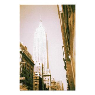 Empire State Building, New York City Papeleria