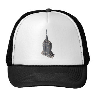 Empire State Building: New York City: Trucker Hat