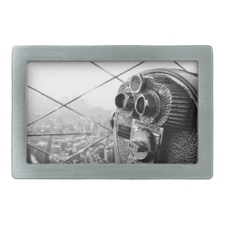 Empire State Building New York Pro Photo Belt Buckle