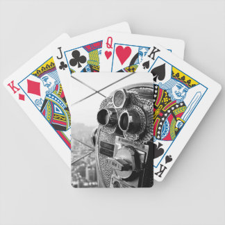Empire State Building New York Pro Photo Bicycle Playing Cards