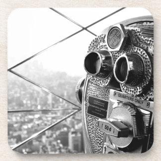 Empire State Building New York Pro Photo Beverage Coaster