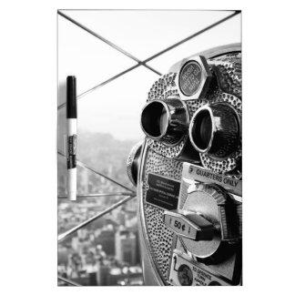 Empire State Building New York Pro Photo Dry Erase Board