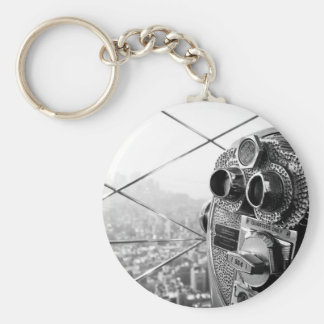 Empire State Building New York Pro Photo Keychain