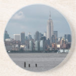 Empire State Building New York USA Beverage Coasters