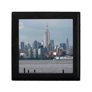 Empire State Building New York USA Jewelry Box
