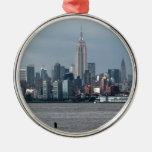 Empire State Building New York USA Christmas Ornament