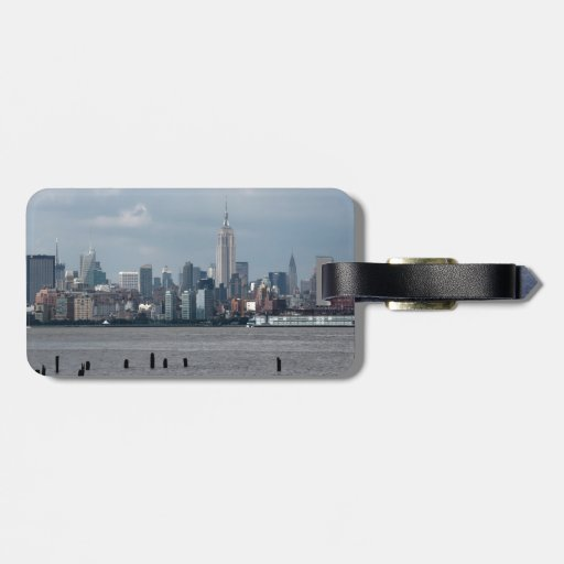 Empire State Building New York USA Tag For Luggage