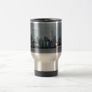 Empire State Building New York USA Travel Mug