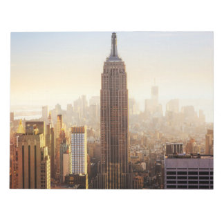 Empire State Building Notepad