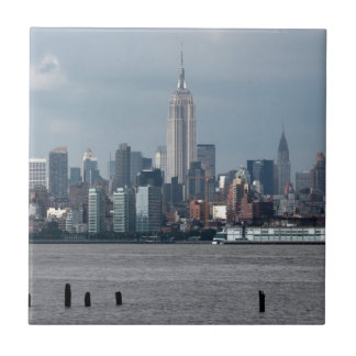 Empire State Building Nueva York los E.E.U.U. Tejas Ceramicas