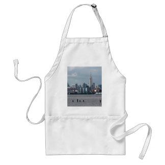 Empire State Building Nueva York los E.E.U.U. Delantales