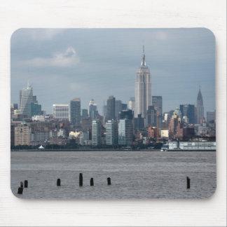 Empire State Building Nueva York los E.E.U.U. Tapete De Ratones