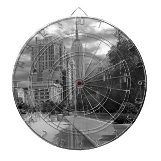 Empire State Building NYC - Dartboard