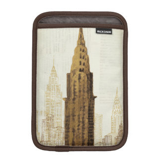 Empire State Building NYC iPad Mini Sleeves