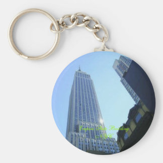 Empire State Building NYC - Keychain