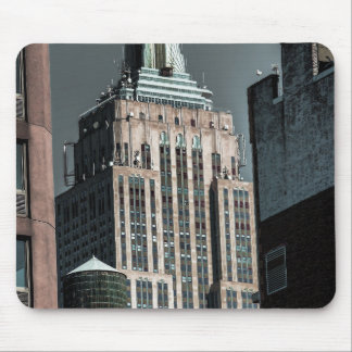 Empire State Building NYC Photo Mouse Pads