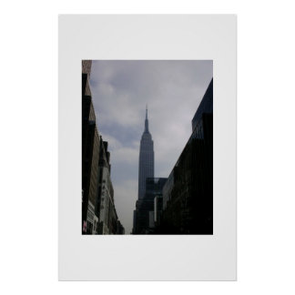 Empire State Building NYC Print