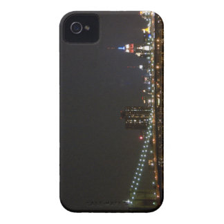 Empire State Building & NYC Skyline iPhone 4 Case-Mate Cases