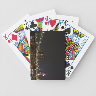 Empire State Building & NYC Skyline Playing Cards