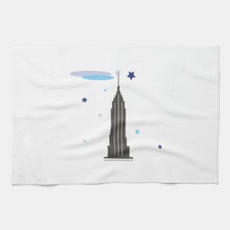 Empire State Building Toalla De Mano