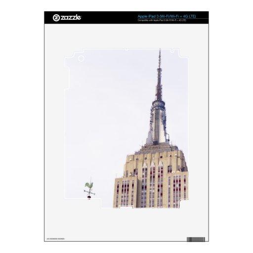 Empire State Building Pegatinas Skins Para iPad 3