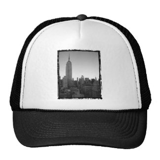Empire State Building Photo 2 Hats