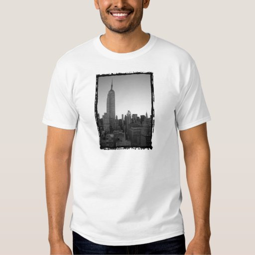 Empire State Building Photo 2 Shirt