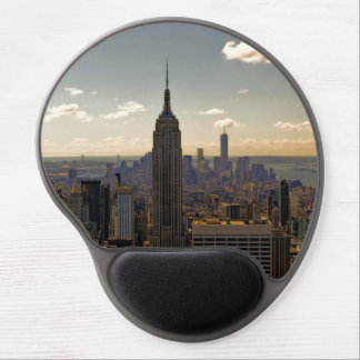 Empire State Building Photo in NYC Gel Mousepad